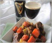 Ragoût irlandais à la Guinness