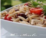 Salade d'orzo 1