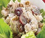 Salade au thon alléchante