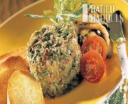 Salade d'aubergine grillée