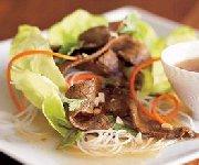 Salade de boeuf vietnamienne