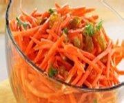 Salade de carottes 4