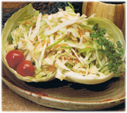 Salade de chou à l'allemande