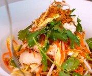 Salade de chou vietnamienne de Gary