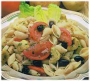 Salade de coquilles