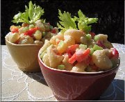 Salade de macaroni de Dominique