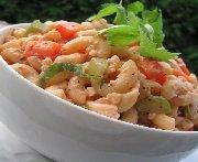 Salade de macaroni 6