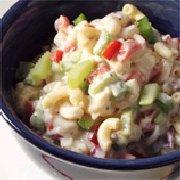 Salade de macaronis classique