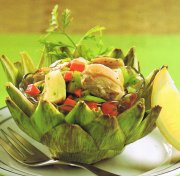Salade de palourdes