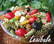 Salade de pâtes aux légumes
