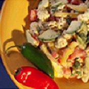 Salade de pâtes du sud-ouest