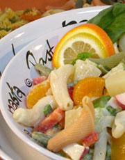 Salade de pâtes tropicale (minçavi)