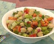 Salade de pois chiches 2