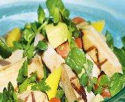 Salade de porc californienne