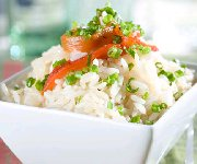 Salade de riz a la créole