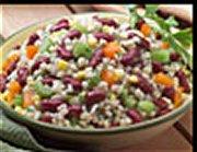 Salade estivale aux haricots