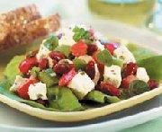 Salade grecque réinventée