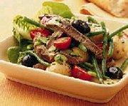 Salade méridionale au boeuf