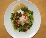Salade mexicaine du soir