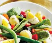 Salade niçoise aux pommes de terre