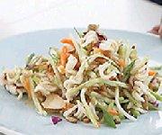 Salade orientale de brocoli croquant