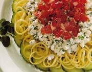 Salade de pâtes Roma