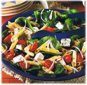 Salade de penne Grecque