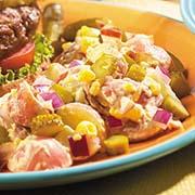 Salade de pommes de terre à l'allemande 01