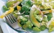 Salade ranch à l'avocat