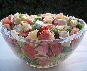 Salade sous-marin