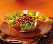 Salade taco et chili