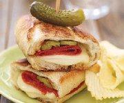 Sandwich au fromage fondant à la Hongroise