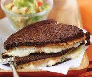 Sandwich au fromage fondant à la Scandinave