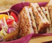 Sandwich au fromage fondant à la Turque