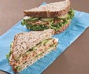 Sandwichs à la goberge et au thon