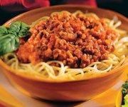 Sauce à spaghetti au dindon