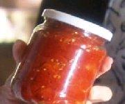 Sauce aux tomates