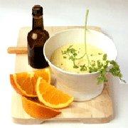 Sauce à l'orange