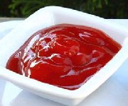 Sauce tomatée au cognac
