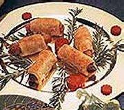 Saucisses feuilletées