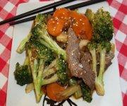 Sauté de boeuf au brocoli