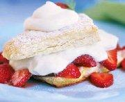 Shortcake aux fraises 3