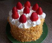 Shortcake aux fraises 5
