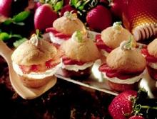 Muffins à la crème 1