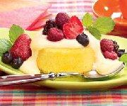 Shortcakes aux petits fruits