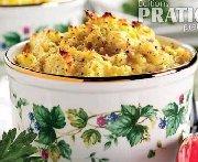 Soufflé de brocoli et pommes de terre