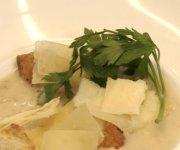 Soupe à l'oignon normande
