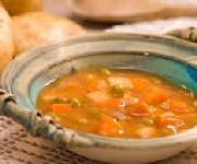 Soupe au boeuf et aux légumes