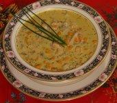 Soupe aux fruits de mer 1
