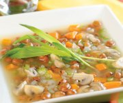 Soupe aux gourganes 5